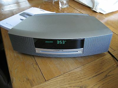 bose wave music system iii digital am fm radio and cd player picclick uk. Black Bedroom Furniture Sets. Home Design Ideas