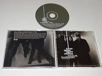 THE GOO GOO DOLLS Black Balloon RARE Radio Remix PROMO DJ CD John Rzeznik 1999