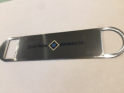 """Blue Moon Brewing Company Beer 7"""" Bottle Openers NEW 2 for $.99"""