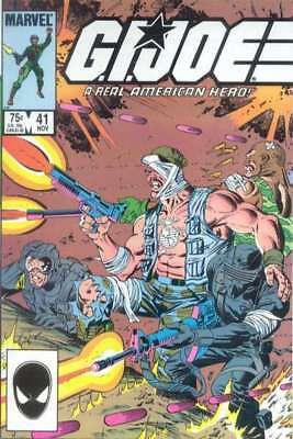 G.I. Joe: A Real American Hero (1982 series) #41 in Near Mint - condition