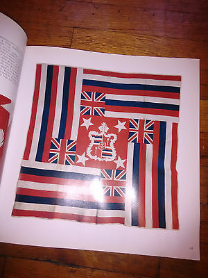 Antique Quilts from Colonial HAWAII! 19th Century Textiles, Museum Exhibit Cat'g