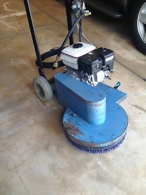 "17"" Eagle Propane Floor Striping Machine"