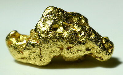 Gold Nugget 0.94 Grams (Australian Natural)