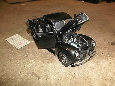 Franklin Mint 1940 Ford Pick Up 1:24 Scale