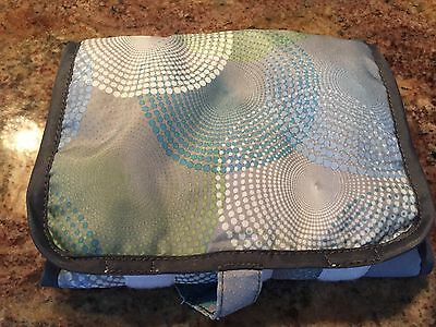 Safety 1st Baby's  Grooming Kit Travel Case w/Mesh Pockets~New