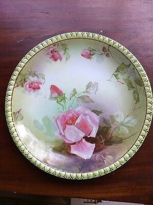 Antique Plate Grimwade Bros. c1890's Stroke on Trent