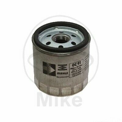 Mahle Oil Filter OC91 fits BMW R 1150 GS ABS 2000 R21 85 PS