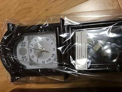 Wallace Grandfather Table Clock - New in Box