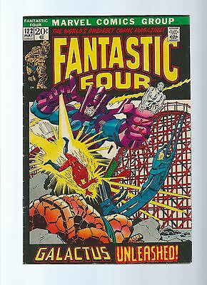 Fantastic Four - Bronze age classics for sale - 122, 123, 155-157 priced/each