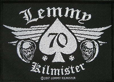 mot rhead lemmy forever 1945 2015 aufn her patch heavy. Black Bedroom Furniture Sets. Home Design Ideas