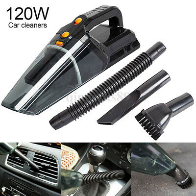 Car Vehicle Auto Truck Portable Handheld Wet Dry Vacuum Cleaner High Powered 12V