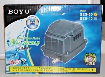 Boyu Air Pumps in various models GREAT VALUE