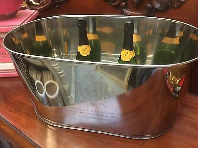 Magnificent Large Wine - Champagne Cooler. Open To Offers