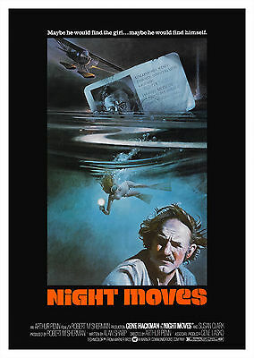 Night Moves (1975) - A2 POSTER ***LATEST BUY 1 GET 1 FREE OFFER***