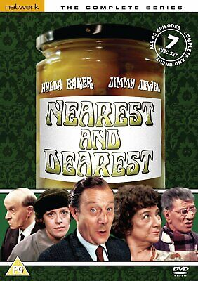 Nearest And Dearest The Complete Series DVD (UK) Box Set TV Series R2 New