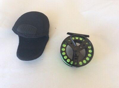 SAGE Model 3200 Fly Reel With Sage Case-VERY NICE!!!