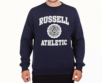 Russell Athletic Men's Core Arch Crew - Navy Blue