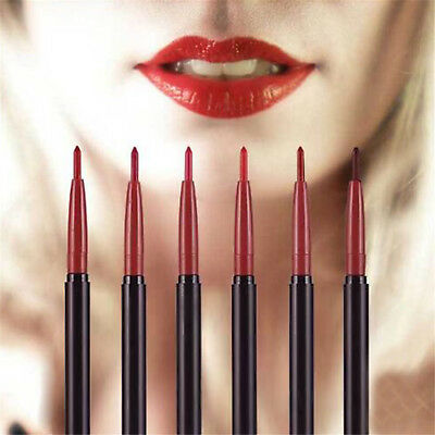 CH New Automatic Rotary Lip Liner Pencil Ladies Long-Lasting Natural Waterproof