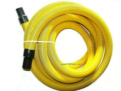 "Carpet Cleaning Extractor Vacuum Hose 1.5"" Diameter 25ft YL"