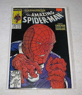 The Amazing SPIDER-MAN #307 (Late Oct 1988, Marvel Comics)
