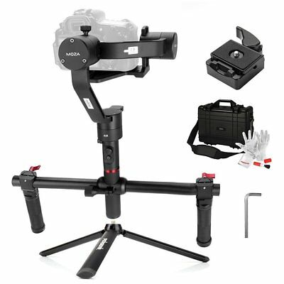 US Ship MOZA Air Handheld3 axis Gimbal Stabilizer for Mirrorless DSLRs+ Gift