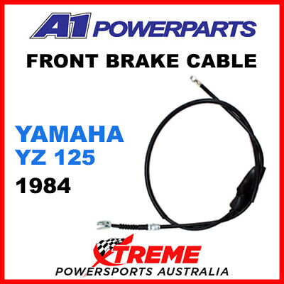A1 Powersports Yamaha YZ125 YZ 125 1984 Front Brake Cable 51-029-30