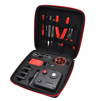 Authentic Coil Master V3 DIY Kit Coil Jig 521 Tab with Organic Cotton Tool kit