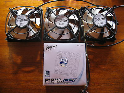 10x 120mm 140mm fans Arctic Cooling Enermax Silverstone Glacialtech