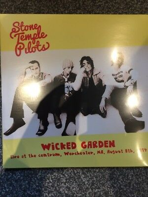 Stone Temple Pilots - Live Wicked Garden 1994 Lp Vinyl - New / Sealed