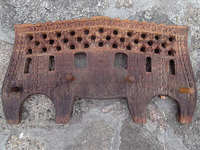 ANTIQUE OX YOKE handcrafted PORTUGUESE coat rack WALL DECOR wood FREE SHIPPING