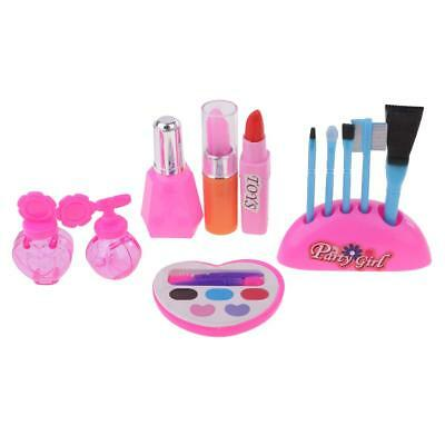 Children Cosmetics Makeup Set Girls Toys for Barbie Makeup Set Accessories