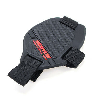 Motorcycle Shoe Boot Cover Protective Gear For SCOYCO FS02