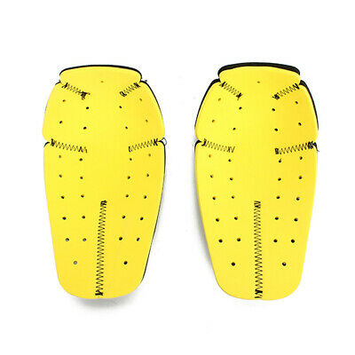2pcs CE Motorcycle Pants Kneepads Hard Armor Protector Scooter Protective Pads