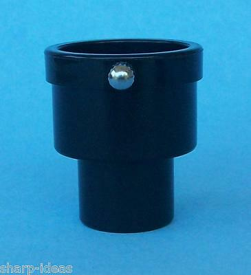 "Reducer Eyepiece Adapter .965"" to 1.25"" - Fits Celestron Meade Orion Telescope"
