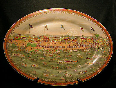 Chinese Platter Export Platter Circa 1800 - Reproduction