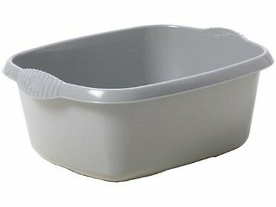 W11285 Wham Casa Rectangle Bowl 39Cm - Silver