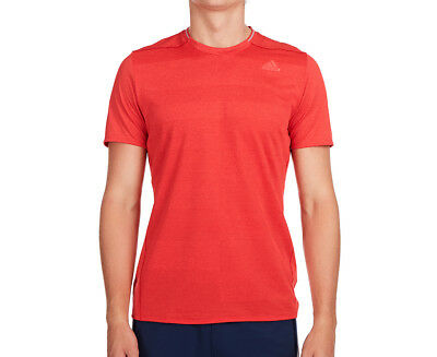 Adidas Men's Supernova Tee - Ray Red