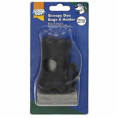 Good Boy Scoopy Doo Dog Poo Bag Holder And Refill Pack