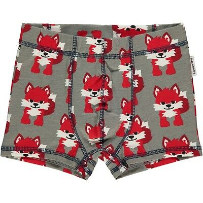 Maxomorra Boxer Shorts - Fox