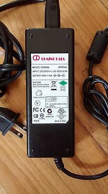 Power supply 5 vDC 4A, works with Atlona baluns