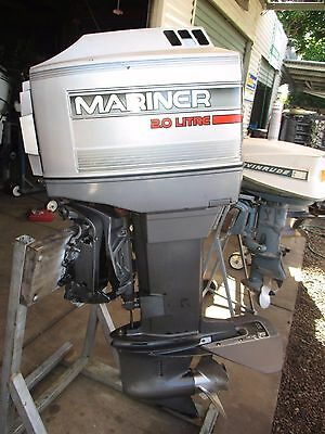 150 hp Mariner outboard