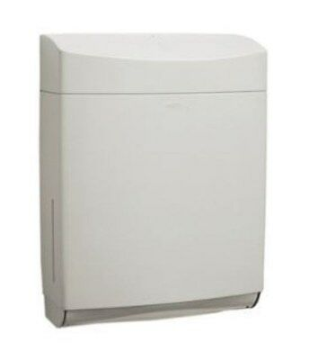 ADA Compliant Version -- Bobrick B-5262 Folded Paper Towel Dispenser, Gray