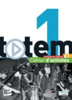Totem Cahier d'activites A1 + CD audio by Gustave Flaubert 9782011560537