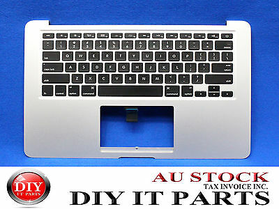 "Apple Macbook Air 13"" A1466  2013 2014 2015 Palmrest Top case keyboard Speakers."