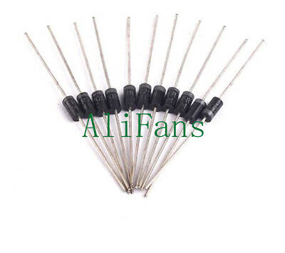 100PCS HER208 2A 1000V Rectifiers Diode NEW