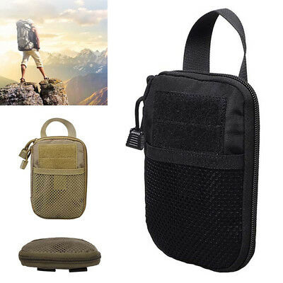 Tactical Outdoor Molle Edc Utility Gadget Phone Organizer Storage Pouch Gentle
