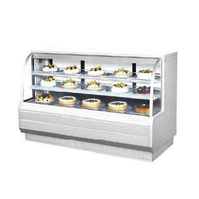 Turbo Air - TCGB-72-CO - 72 in Dual Zone Bakery Case