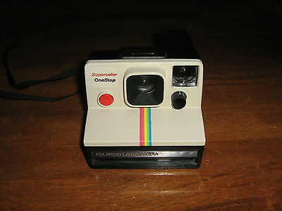 Polaroid Land Camera Supercolour One Step