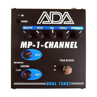 NEW! ADA MP-1-Channel Guitar Preamp