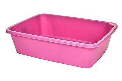 W1343P W13430 Cat Litter Tray- Pink [4302]
